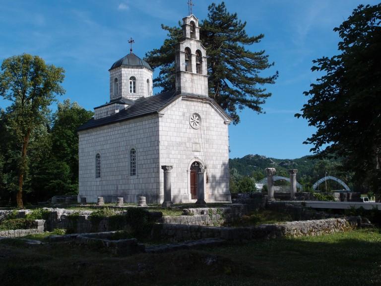 экскурсия по святым местам черногория