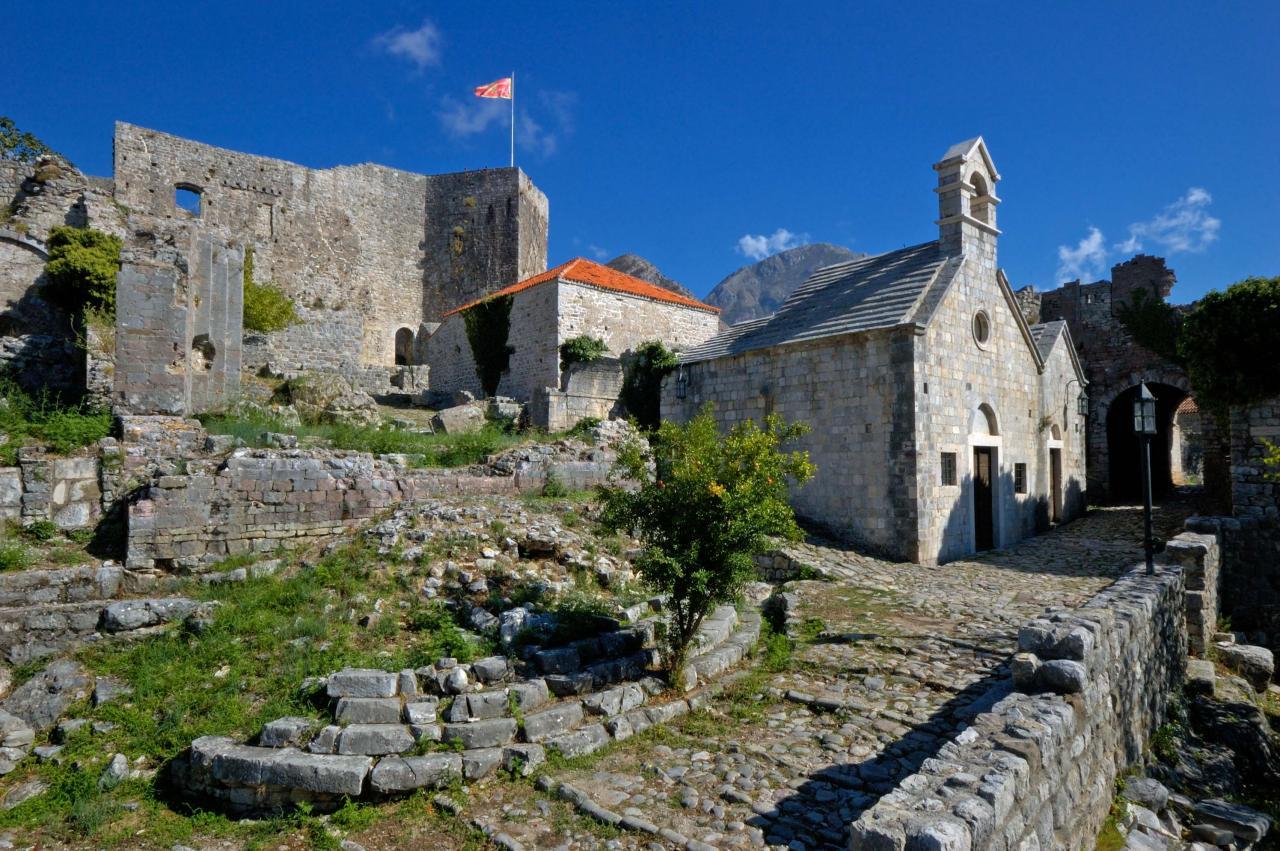 тайны южной черногории