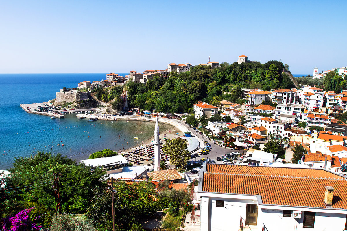 экскурсия южная черногория