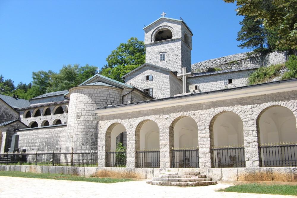 экскурсия по святыням черногории