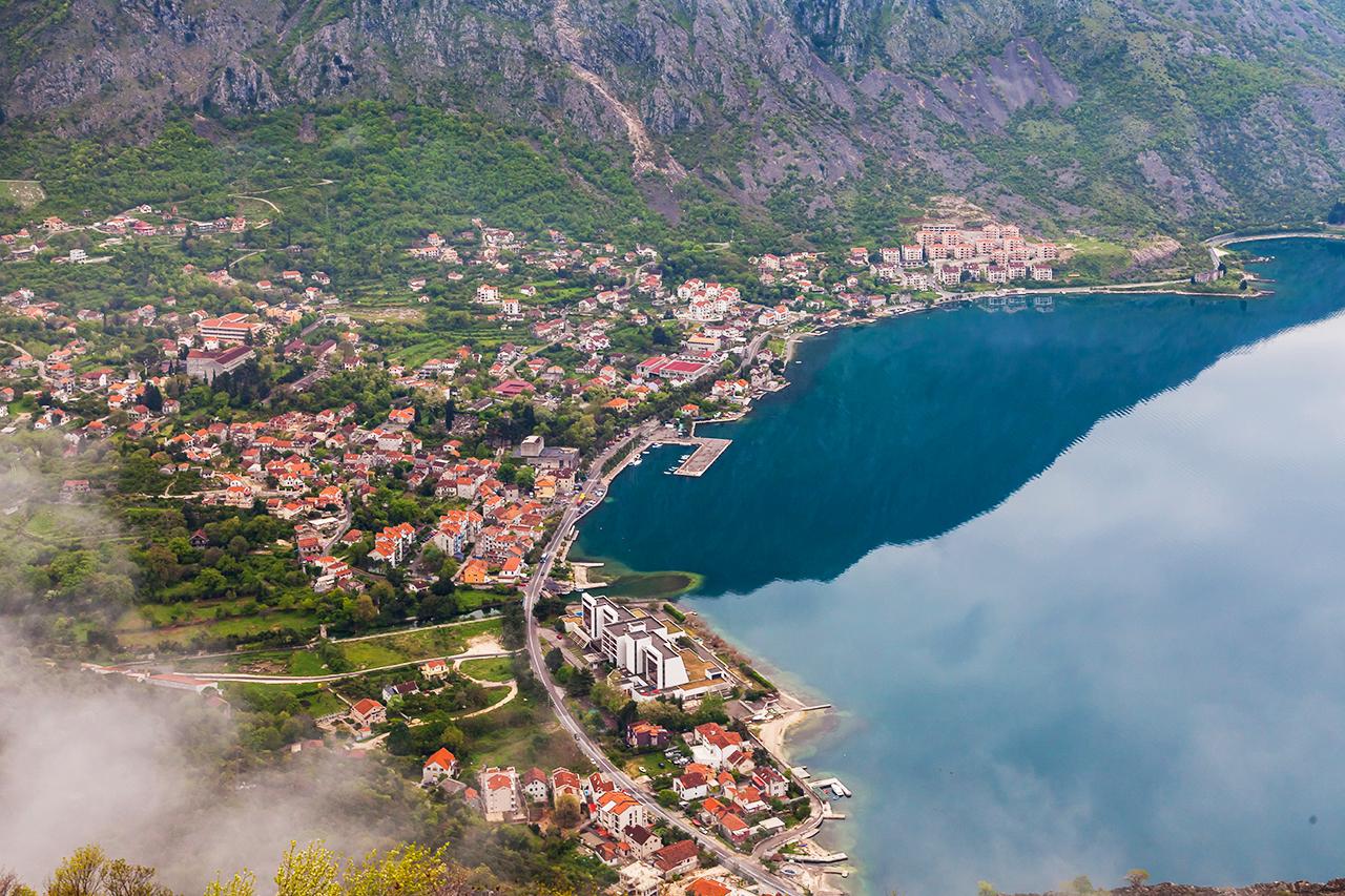каньоны черногории котор