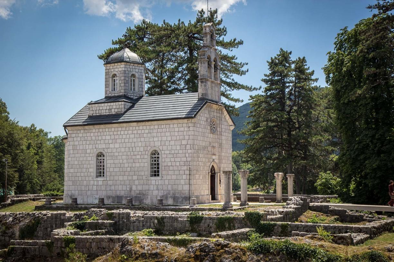 Влашская церковь Цетинье