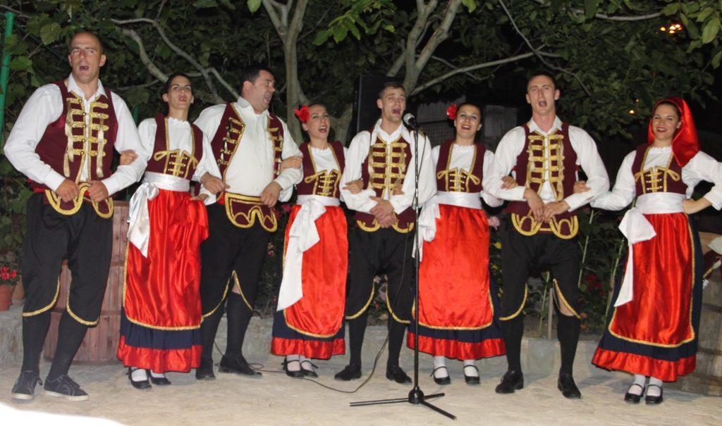 экскурсия черногорская свадьба