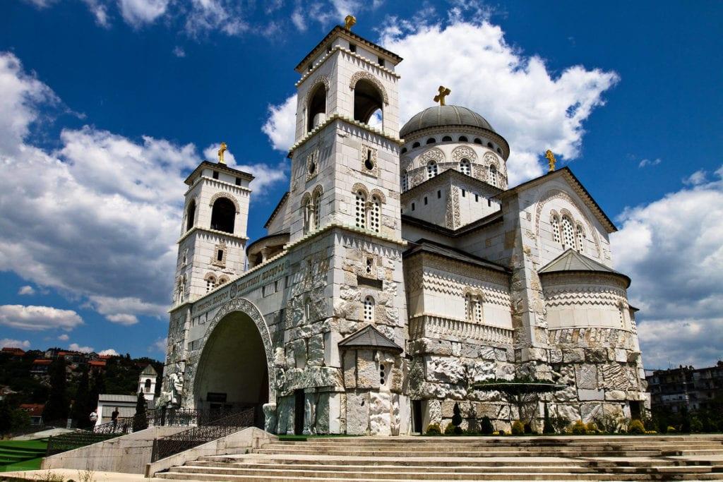 эксукрсия по святыням черногории
