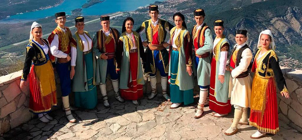 национальный вечер черногорская свадьба