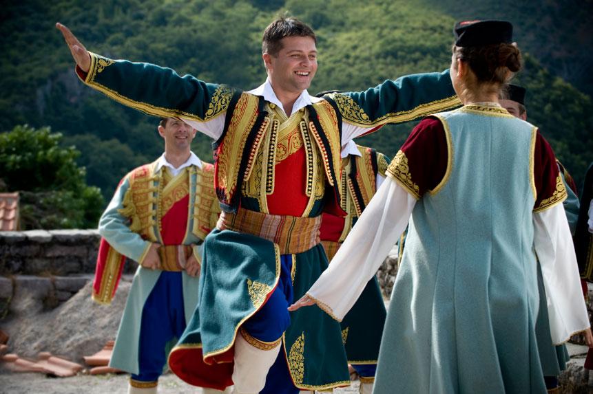экскурсия национальный вечер черногория