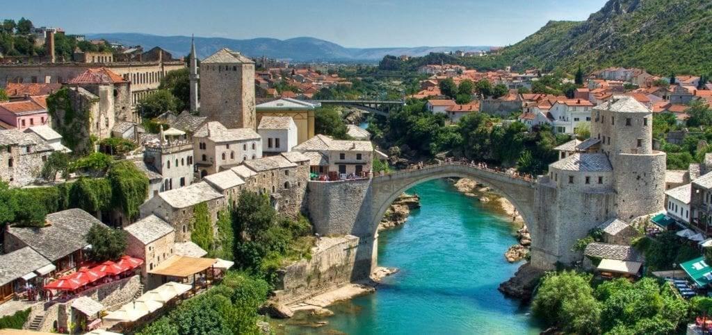Мостар. Экскурсия в Сараево из Черногории
