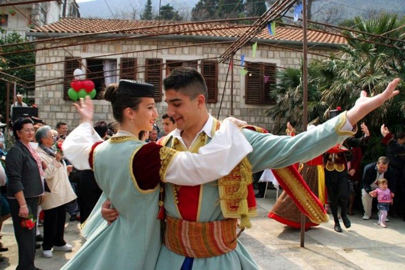черногорские вечера
