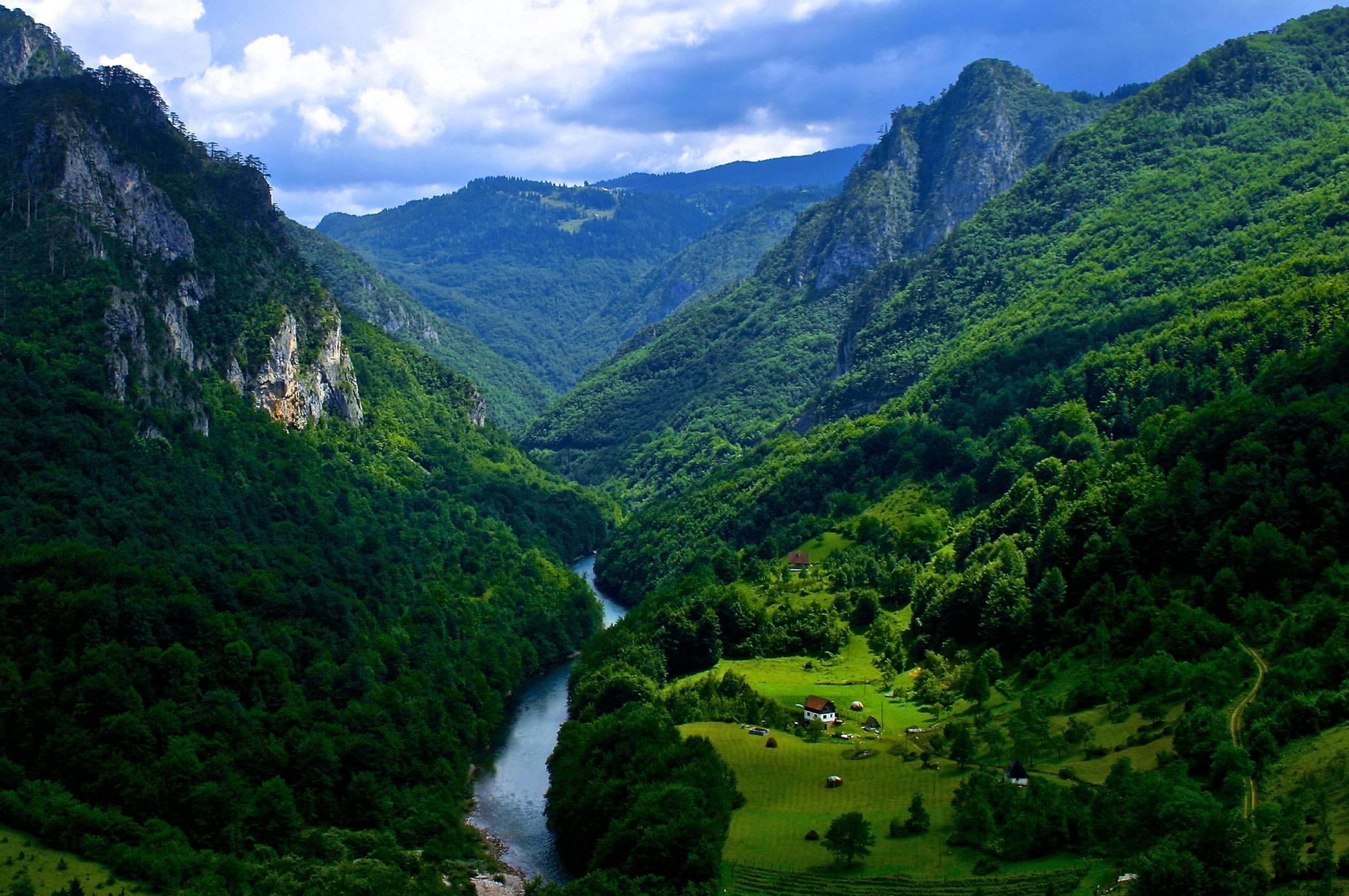 эскурсия каньоны черногории