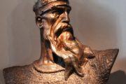 Памятник Скандербергу Круя