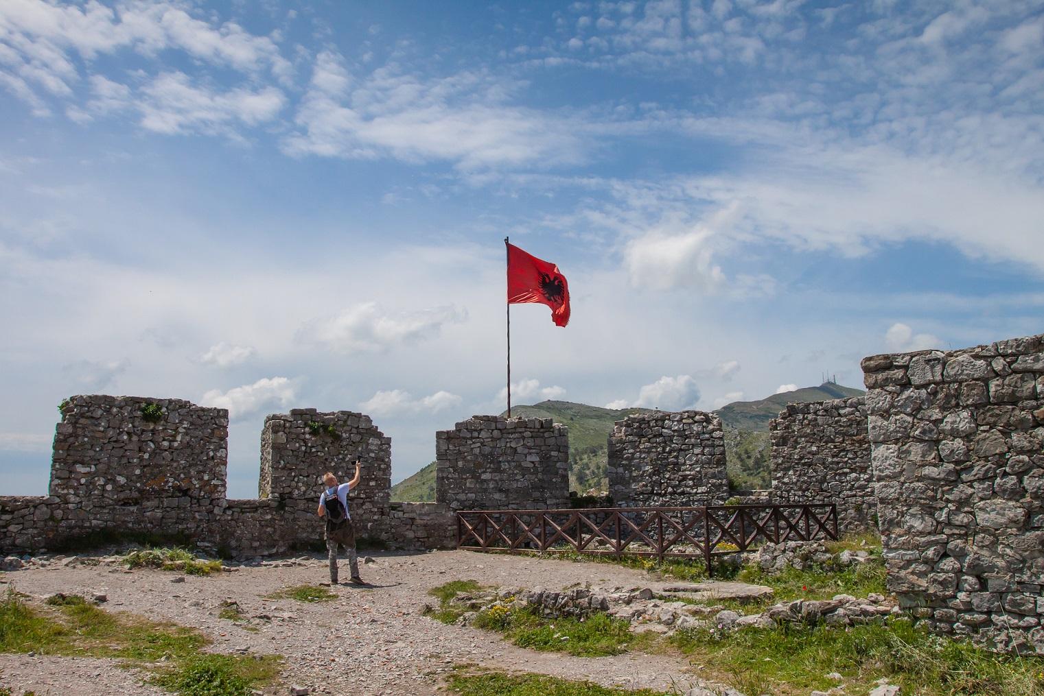 Крепость Розафа Шкодер