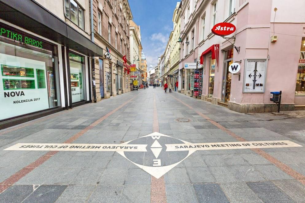 Сараево встреча культур. Экскурсия в Сараево из Черногории