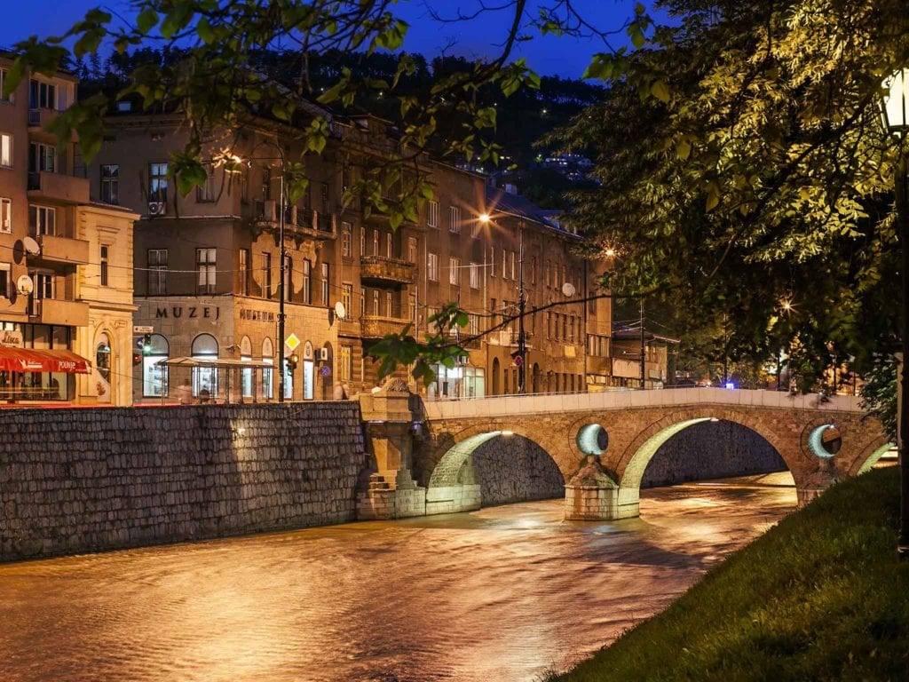 Экскурсии по Сараево на 2 дня