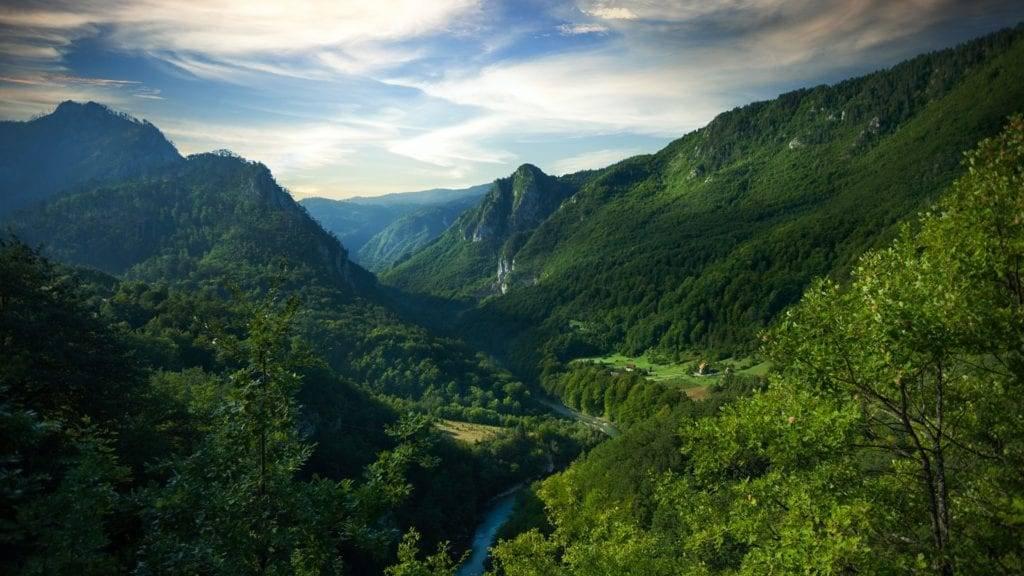 индивидуальная экскурсия каньоны черногория