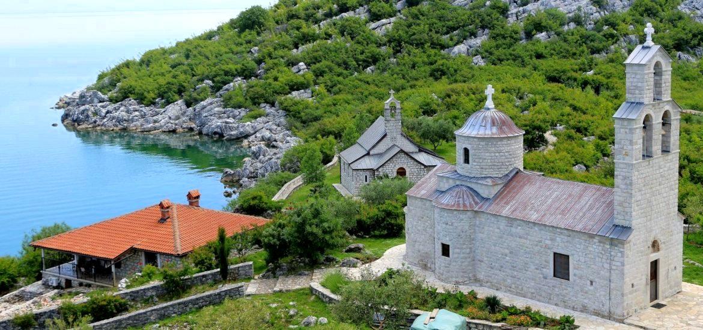 Монастыри Скадарского озера