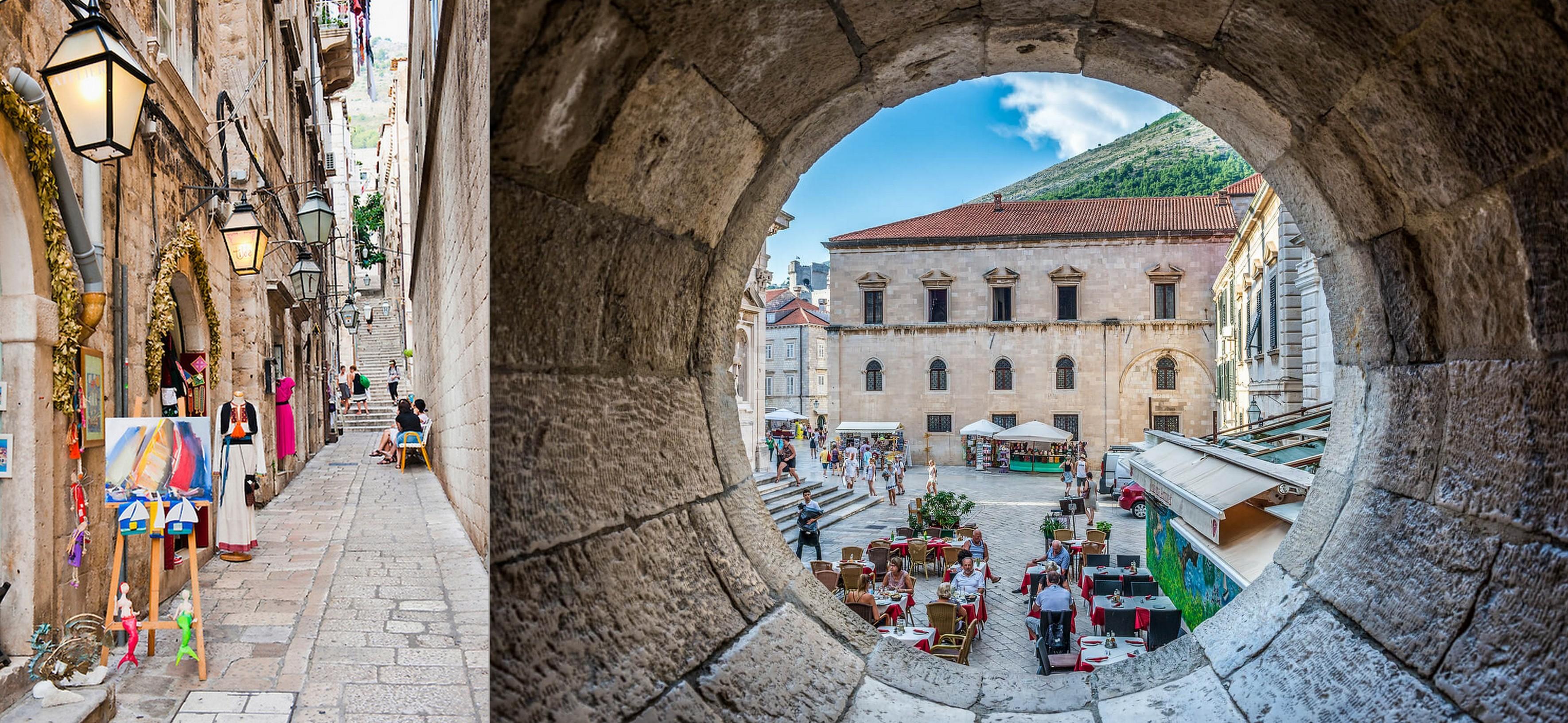 Прогулка по Дубровнику