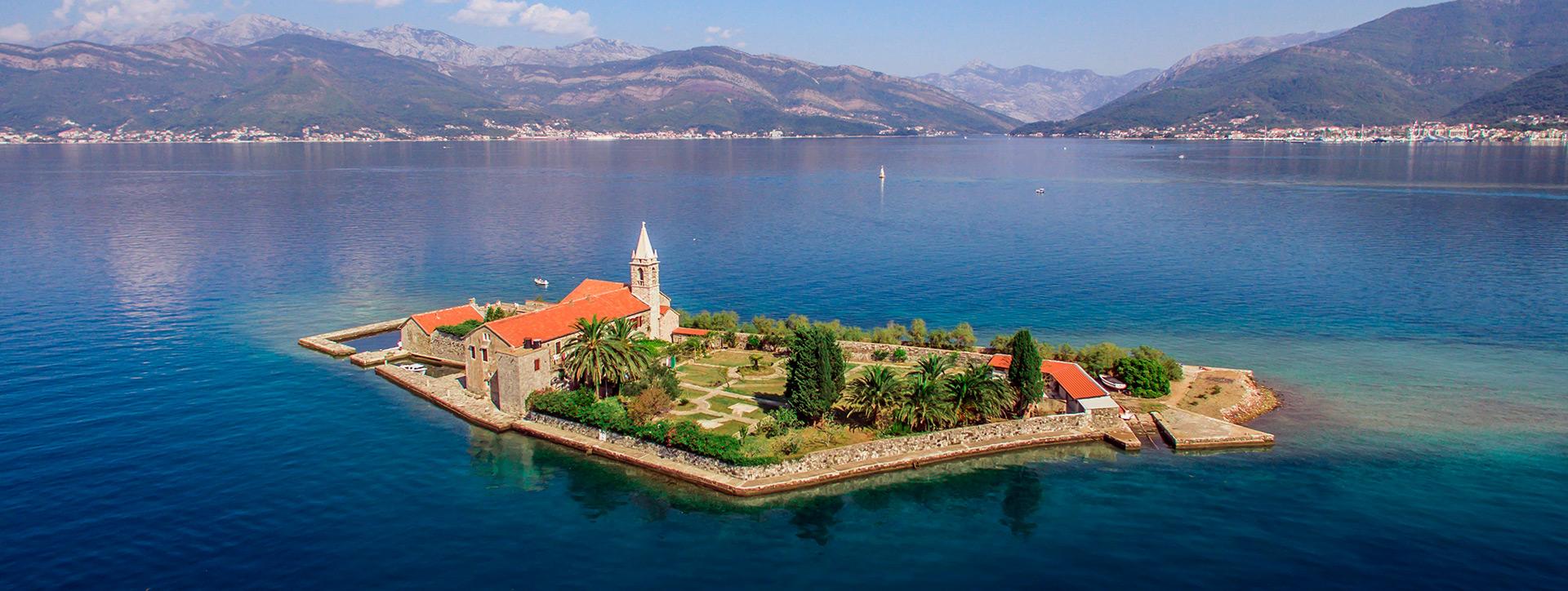 Остров Богородица Милосердная