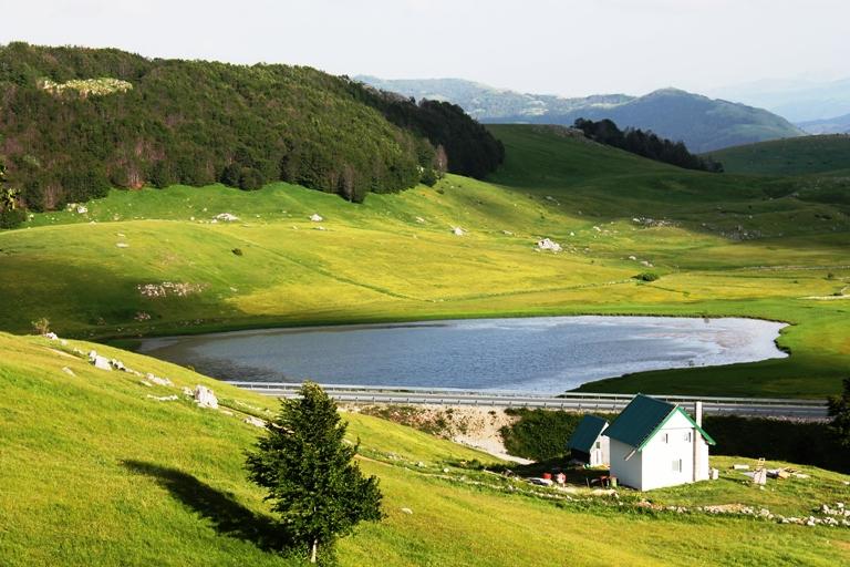 озера национального парка дурмитор
