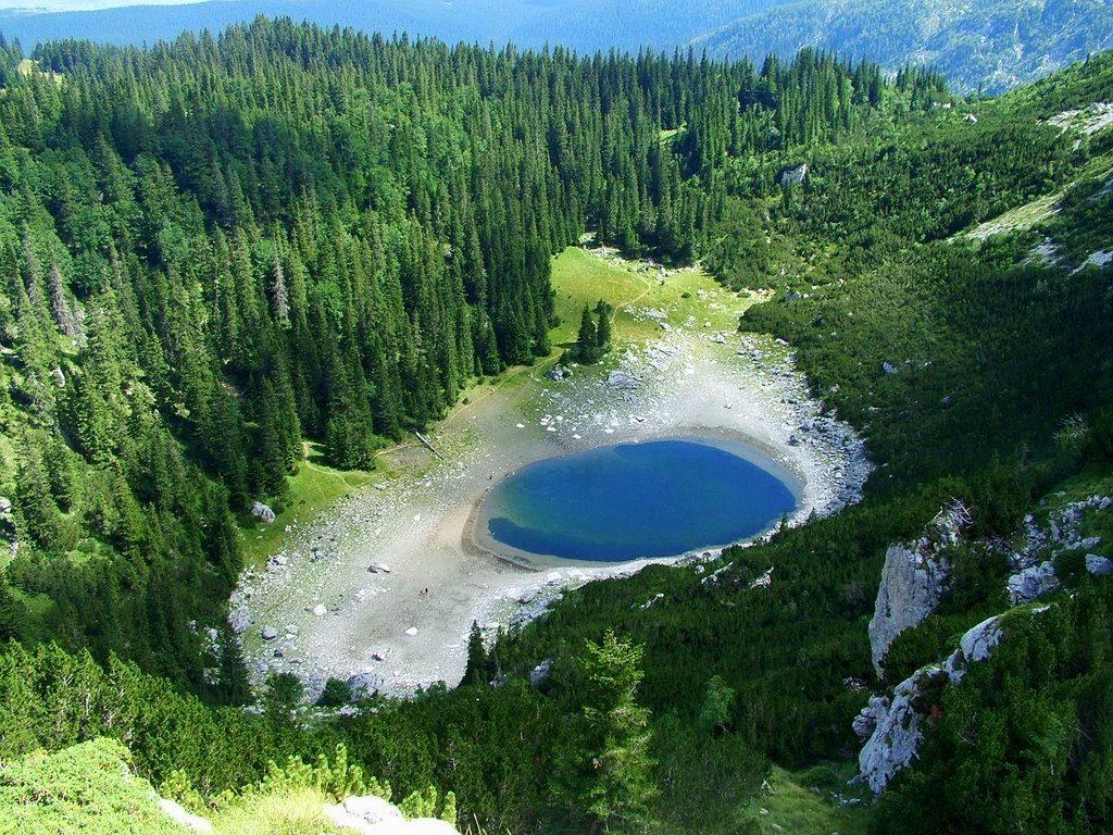 озеро национальный парк дурмитор