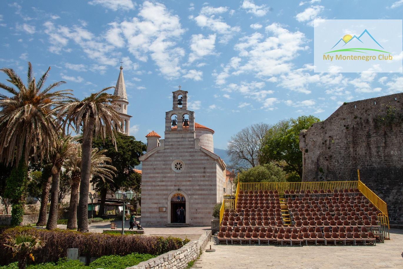 Церковь Святой Троицы Будва