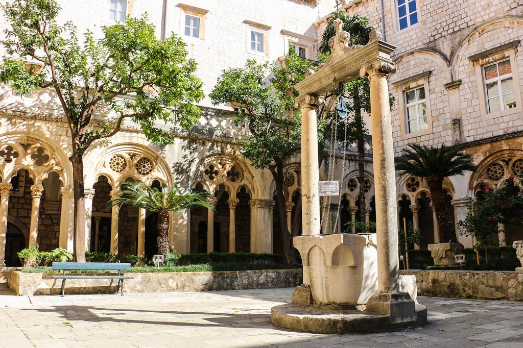 Экскурсия по монастырям Дубровника