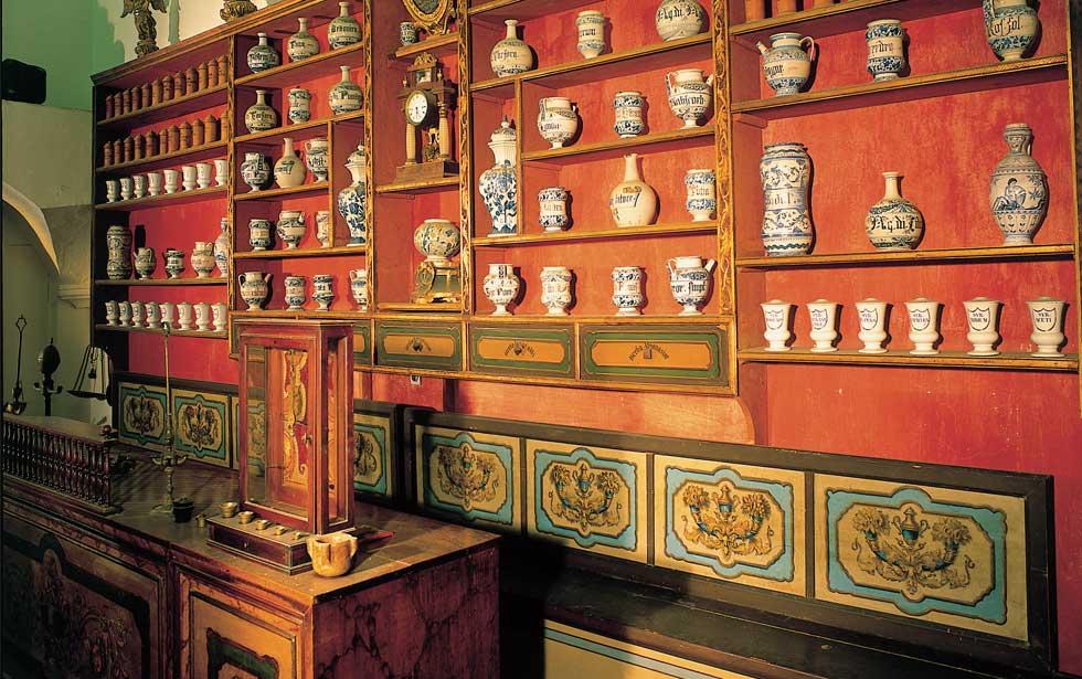 Музей аптека Дубровник