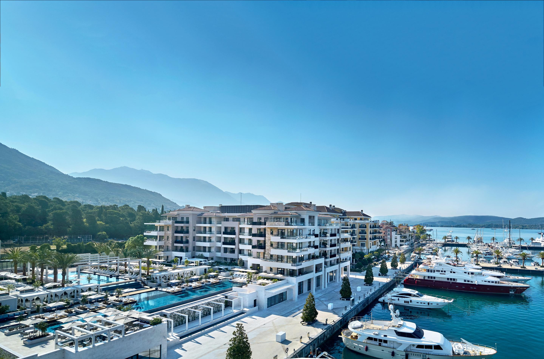 морские прогулки на яхте в черногории