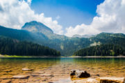 Черное озеро дурмитор