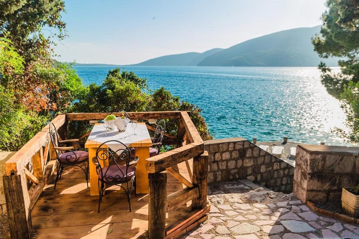 морская прогулка черногория
