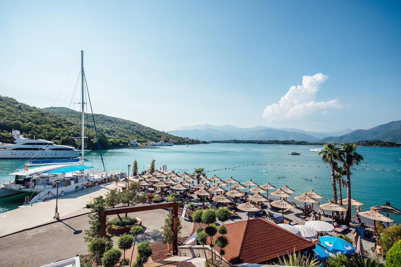 круиз на яхте черногория