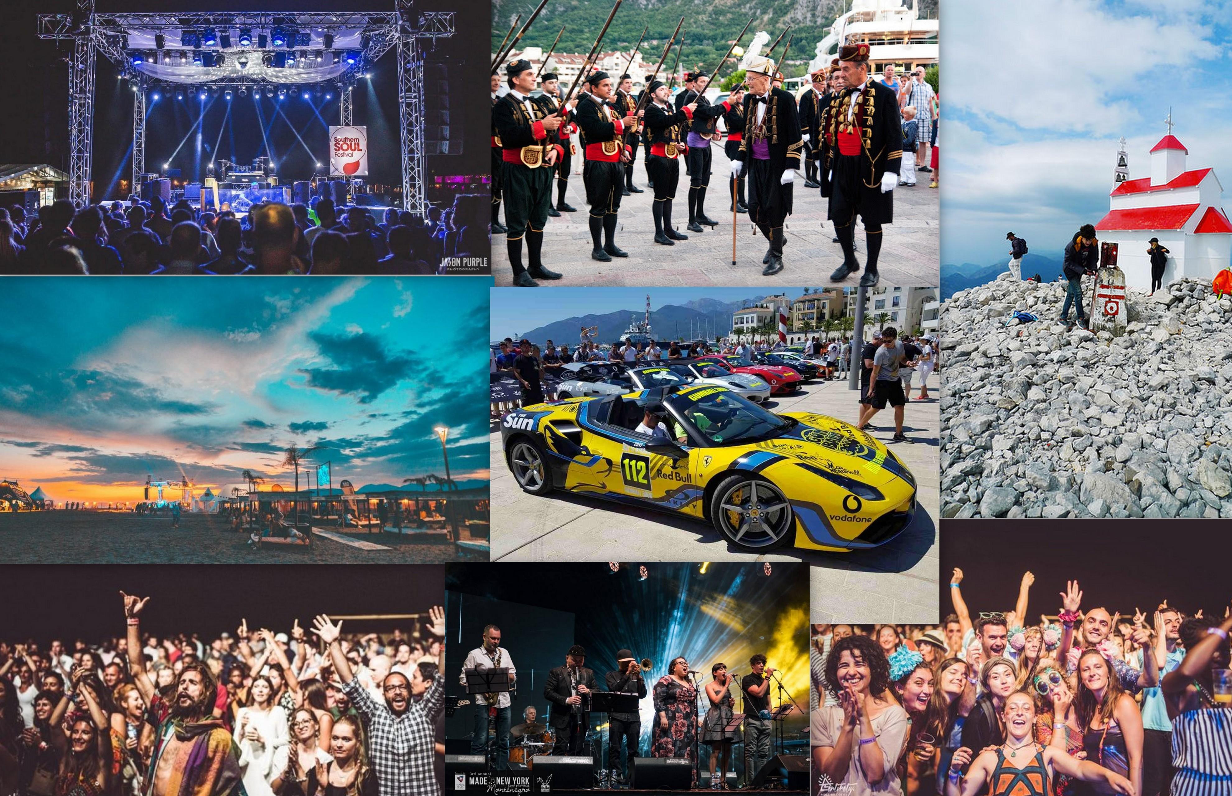 События в Черногории