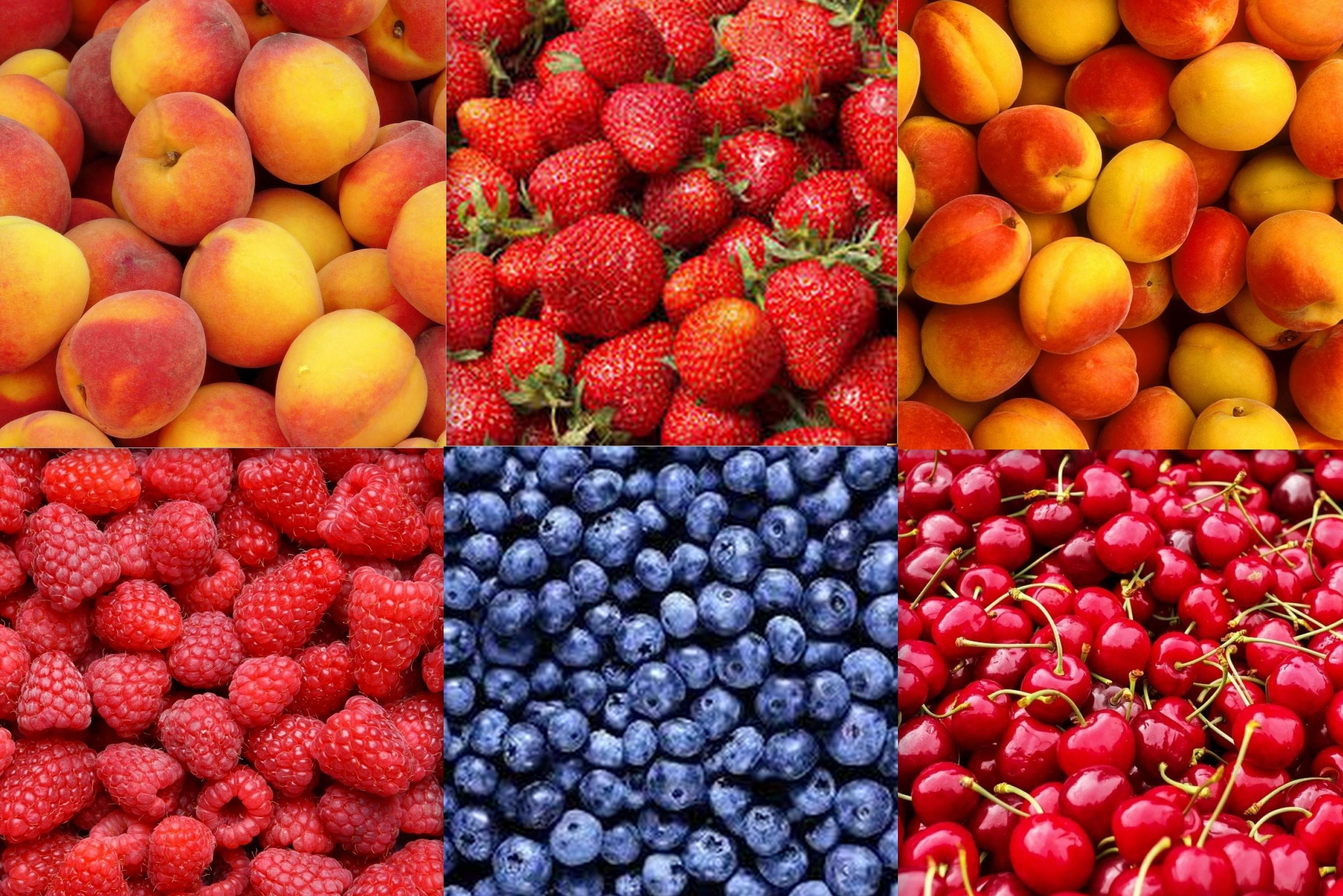фрукты в черногории июнь