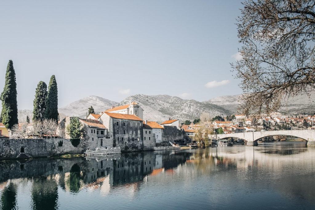Черногория зимой экскурсия в Боснию