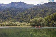 Биоградское озеро Каньоны Черногории