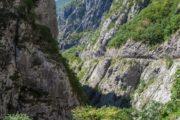 Каньоны Черногории Морача