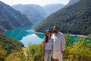 Пивский каньон экскурсии по Черногории