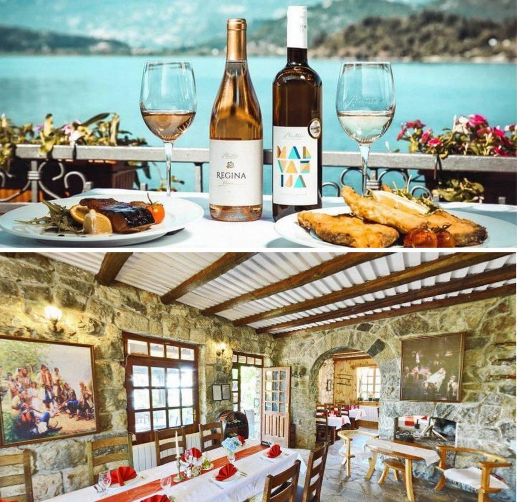 гастрономический тур черногория рестораны