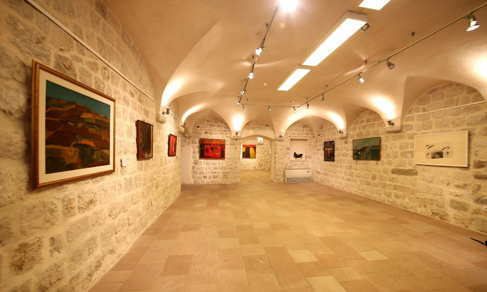 Дворец Пима галерея солидарности