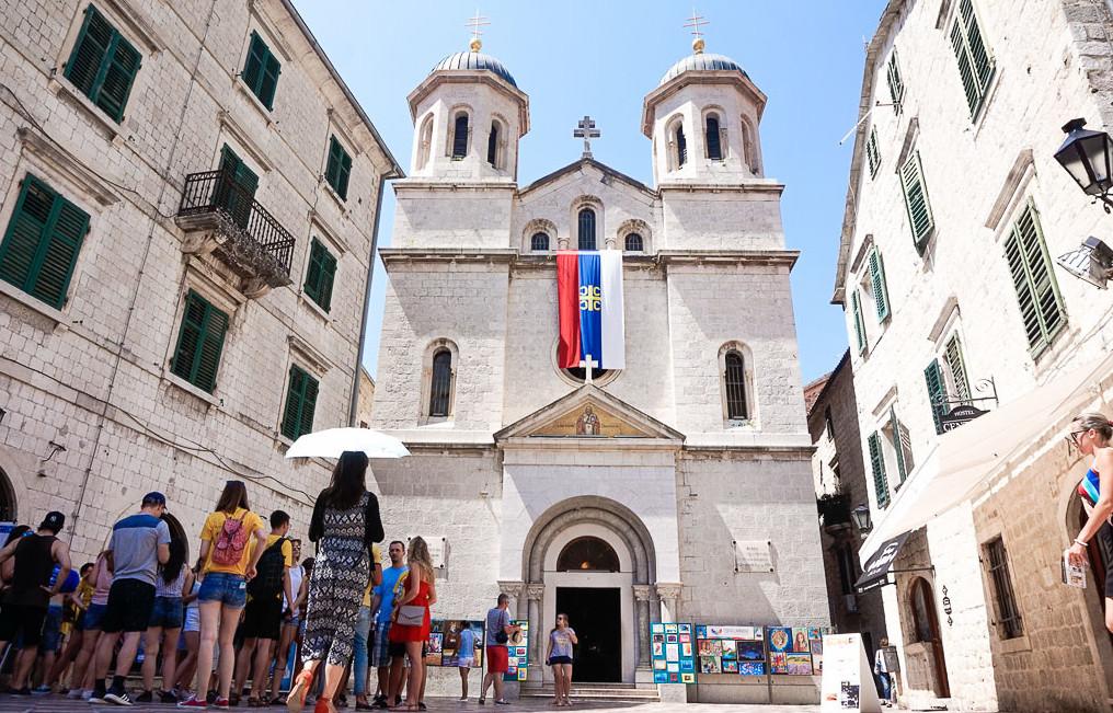 Церковь святого николая Котор