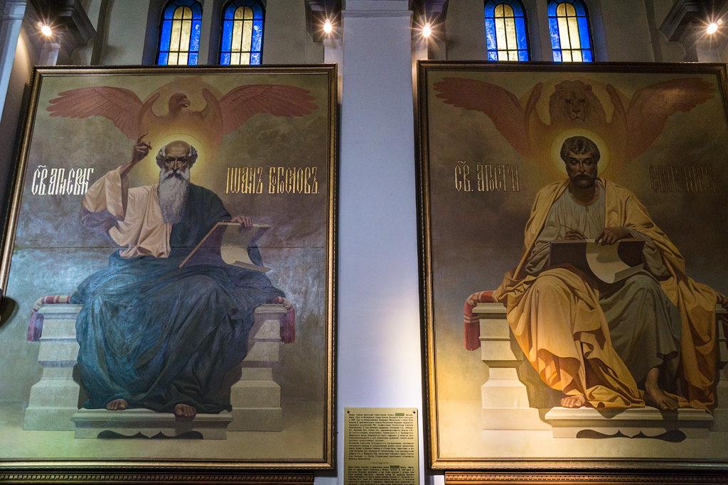 Церковь святого николая иконы