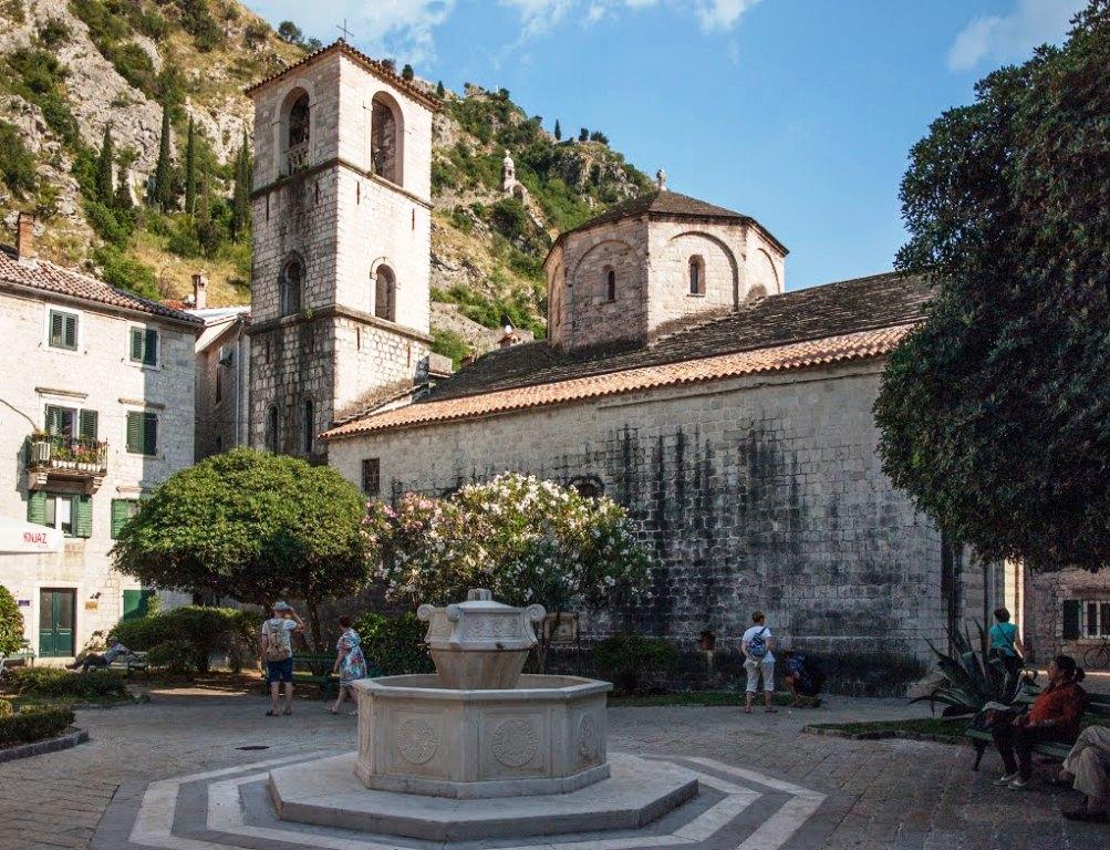 Церковь святой Марии Котор