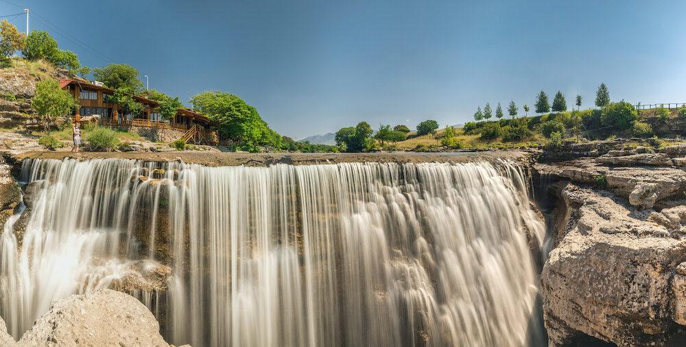 Ниагардский водопад Орел и Решка Черногория