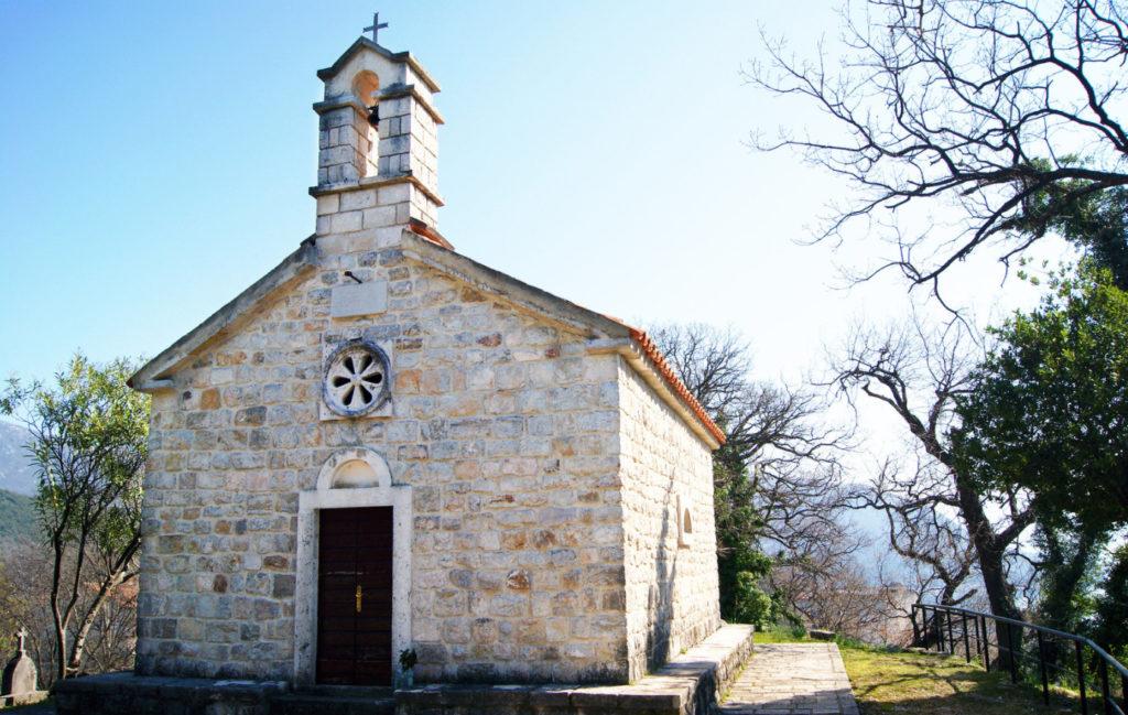 Церковь святой Анны Герцег Нови