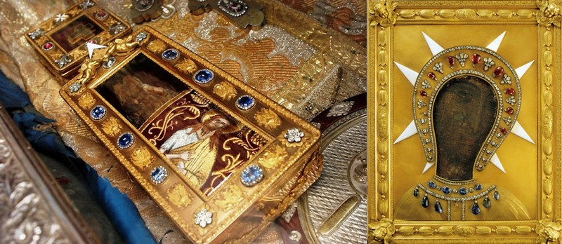 Цетинский монастырь реликвии