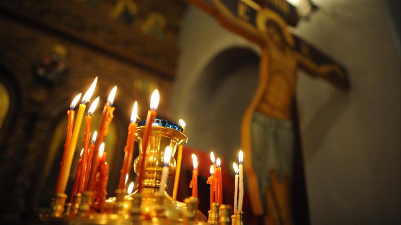 Цетинский монастырь свечи