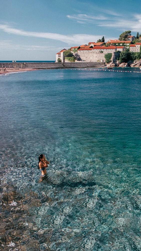 Черногория 2021 пляжи