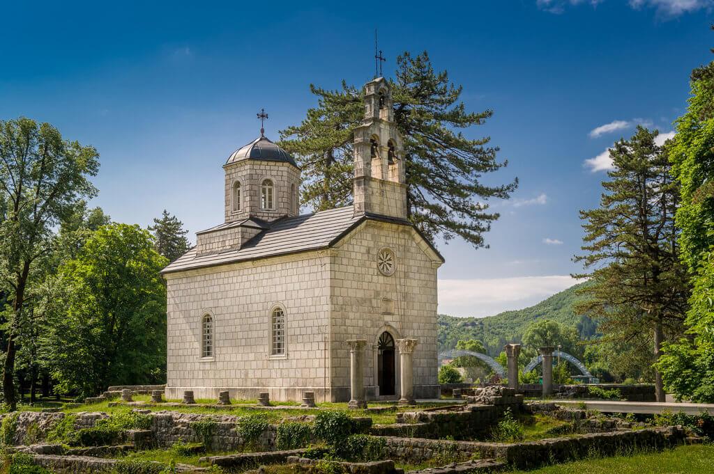 Церковь Цетинье Рождества Богородицы