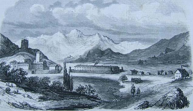 Цетинский монастырь история