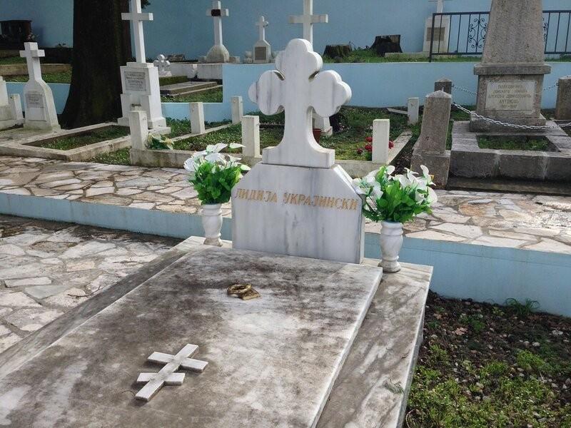 Герцег Нови кладбище
