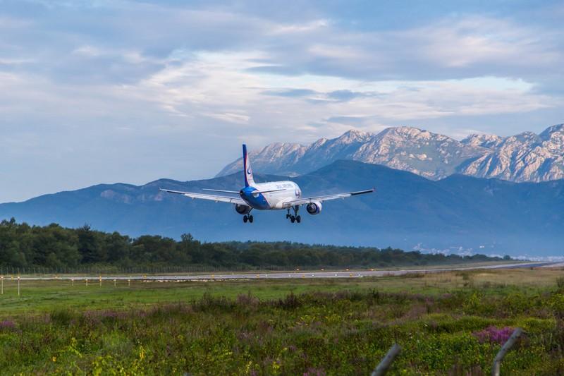 Черногория 2021 авиасообщение